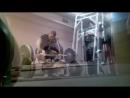 Антон. Взятие га грудь 100 кг + две попытки на 110 кг_