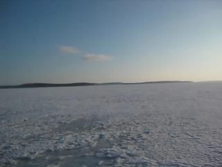 Карелия оз.Сегозеро рыбалка зимой на хариуса.