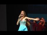 Лаура Алпатова и D`angels - Солнце (концерт, посвящённый работникам ЖКХ)
