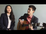 Passenger - let her go(cover by Madina Aitymova)