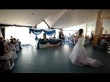 Свадебный сюрприз невесты жениху (песня) 2012г (автор песни Александра Радова)