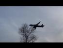 Посадка в Шереметьево (Airbus A-320)