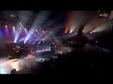 Röyksopp & Jamie Irrepressible - I Had this thing [P3 Gull 2014] LIVE