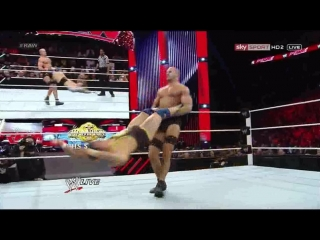 (WWEWM) WWE Monday Night RAW 09.09.2013 - Santino Marella vs. Antonio Cesaro
