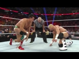 (WWEWM) WWE RAW 08.04.2013 - Alberto Del Rio (c) vs. Dolph Ziggler (MitB cash-in match for the World Heavyweight Championship)