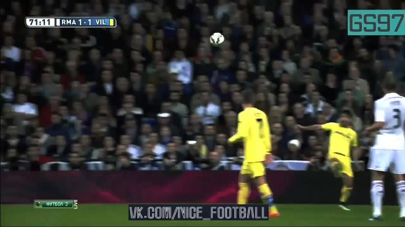 Sergio Asenjo save by GS97 | vk.com/nice_football
