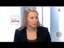 Marion Maréchal-Le Pen défend le président du CRIF et ses propos contre les musulmans