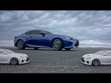 Let's Play_ The Big Game Commercial Featuring A Remote Control Lexus RC