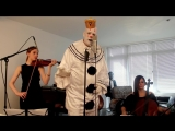 Postmodern Jukebox -Chandelier (Sad Clown with the Golden Voice Version Sia Cover)