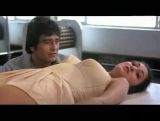 Hot Indian sexy actress old movie scene at jim
