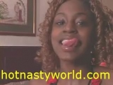 black lesbians tongue