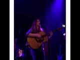 Исполнение песни «Heartstrings» в клубе «Great American Music Hall» (02/03/15)