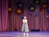Выступление Алевтины ,вокал любительский;)06.03.15.