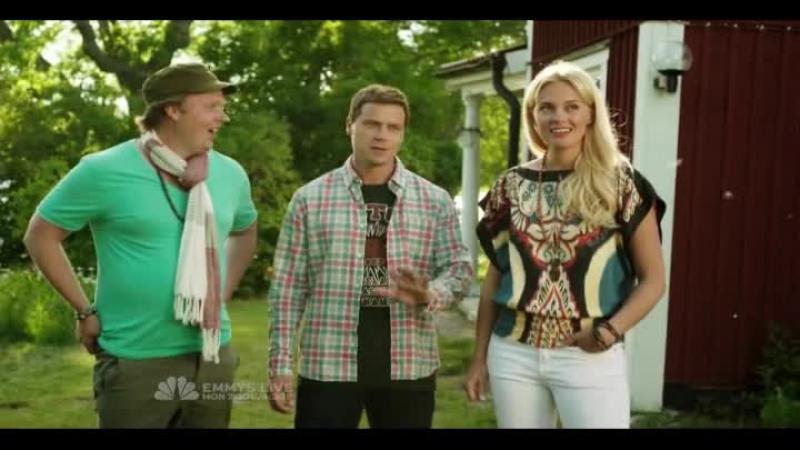 Добро пожаловать в Швецию /1сезон 6 серия/ BadCatStudio