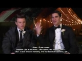 Chris Colfer and Darren Criss reflect on their friendship