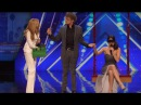 BEST Magic Show in the world - Cool Couple America's Got Talent - The Clairvoyants