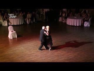 NITO y ELBA GARCIA, 2016 White Nights tango festival