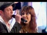 ZAZ &amp Yves Jamait  -  La Radio Qui Chante  -In Live -  Chabada Le 12-05-2013-