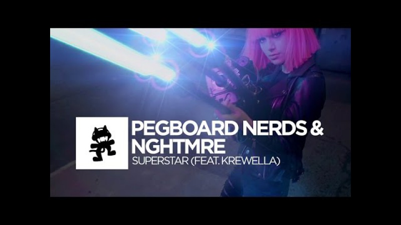 Pegboard Nerds NGHTMRE - Superstar (feat. Krewella) [Monstercat Official Music Video]