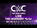 Witness history with the Cruiserweight Classic's Live Finale this Wednesday on WWE Network