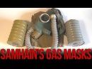 Обзор противогаза ГП-4У | Soviet GP-4u gas mask