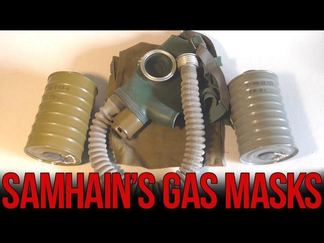 Обзор противогаза ГП-4У | Soviet GP-4u gas mask » Freewka.com - Смотреть онлайн в хорощем качестве