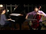Elastic Heart Cover - Sia (CelloPiano) - Brooklyn Duo
