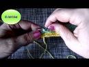 Шаль спицами частичным вязанием мастер-класс Новые видео здесь youtube/user/LusiTen