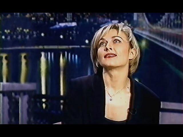 Татьяна Овсиенко в программе «Добрый вечер» (18.03.1997 год).