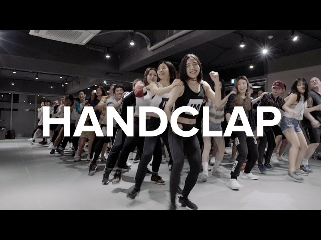 Handclap - Fitz and the Tantrums Lia Kim X May J Lee Choreography