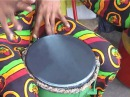 Guyana Drums of Rastafar I in Georgetown City