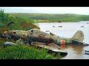 Поднятие самолета АЭРОКОБРА со дна озера / ШОКИРУЮЩИЕ НАХОДКИ ЧЕРНЫХ КОПАТЕЛЕЙ  ...