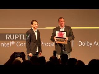 Германия: Acer представляет самый тонкий ноутбук в мире на выставке МВПЭ в Берлине.