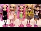 2016 New York Toy Fair Shibajuku Girls Dolls Booth Tour Doll Collection Video