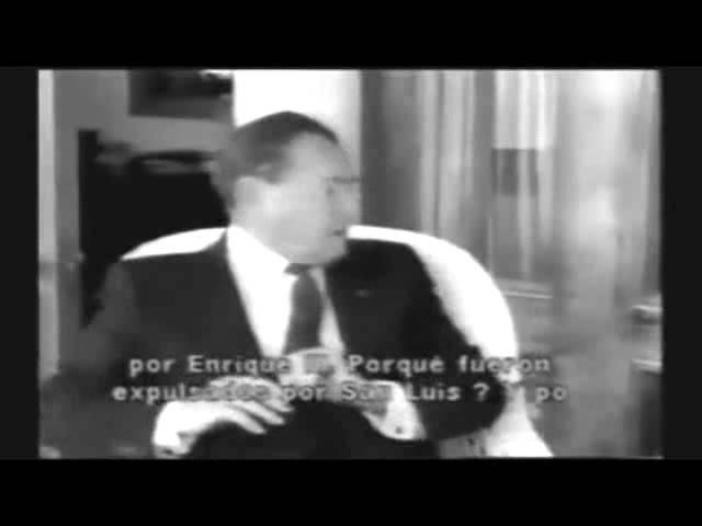 Léon Degrelle sur les juifs : chaque jour ils aggravent leur cas