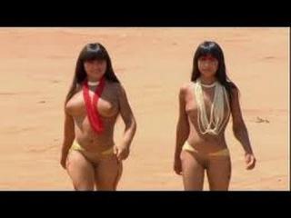 nude xingu Amazon