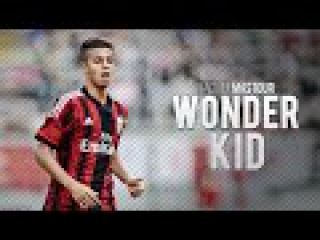 Hachim Mastour ● Wonder Kid ● Goals Skills HD