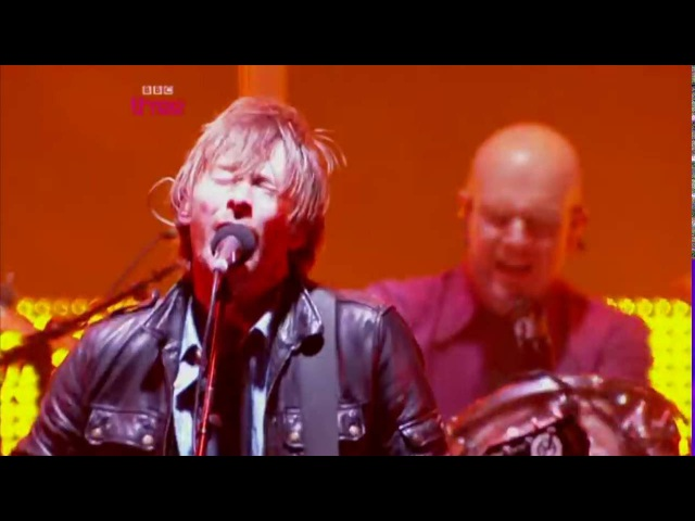 Radiohead - Live at Reading Festival 2009 (Full Broadcast) [50fps]