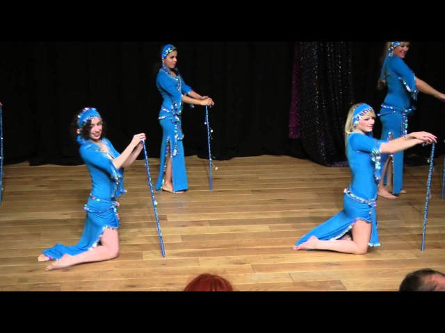 Shamooza Award Winning Belly Dance Troupe - Raqs Assaya