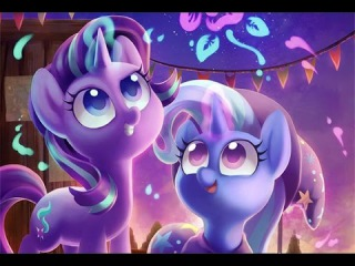 MLP Twilight Sparkl - Литл Пони Твайлайт Спаркл и Яблоки