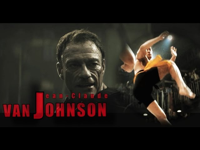 Jean Claude van Johnson Fight Trailer (VanDamme)