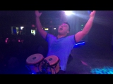 DJ TARANTINO в г.Оренбург ( DJ SET + Перкуссия )
