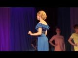 Коллекция Студенческий Эрмитаж от Алевтины Касаткиной (Fashion Show Ольги Шабалиной 2016)