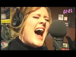 Adele LIVE: Rolling in the deep - Скатываясь в бездну