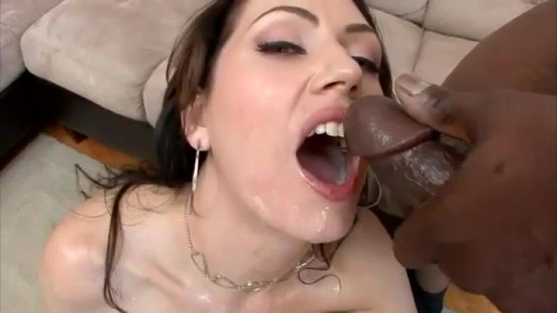 Sarah Shevon ( No Cum Dodging Allowed Cum Swallow