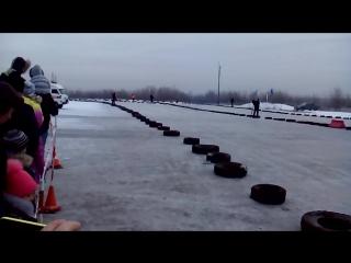 #ХэлоуВоркута | Зимний картинг в Воркуте