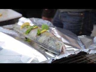 Whole BBQ Yukon SALMON Barts Fish Tales