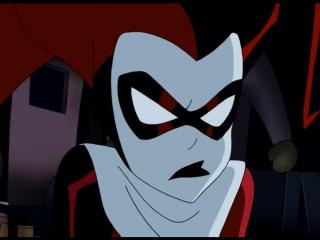 знакомство Джокера с Харли. Новые приключения Бэтмена 4 сезон 8 серия