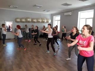 Инструктор групповых программ. 16 апреля. Фитнес-клуб ДНК.