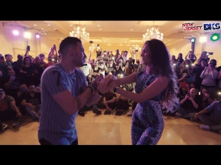 Daniel Desiree - NJ BKS Festival 2016 - Bachata Demo